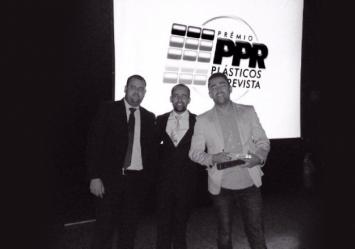 A HGR recebe o prêmio de excelência